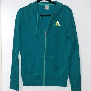 Adidas Hooded sport jacket